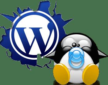 Crear menú WordPress arrastrando los elementos en el gestor visual