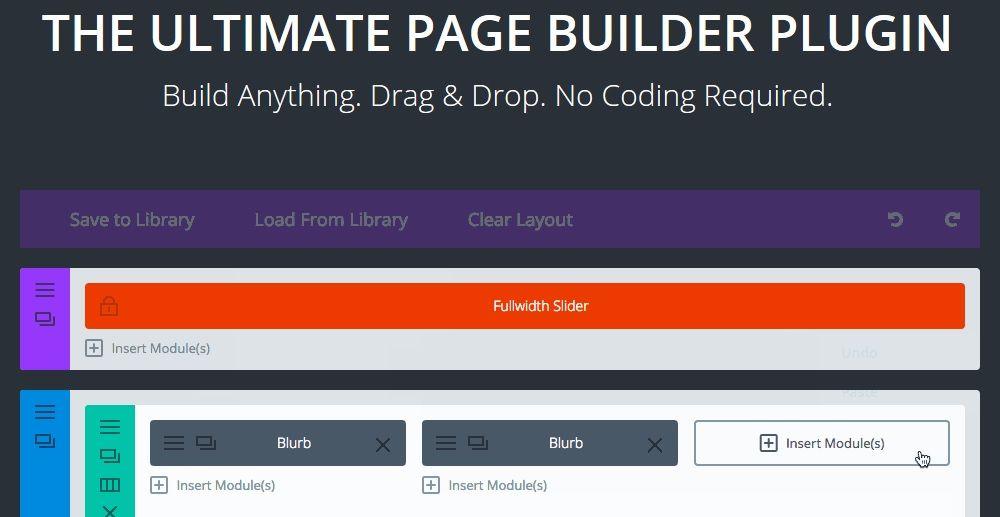 Guía de WordPress DIVI Builder. Maquetador visual