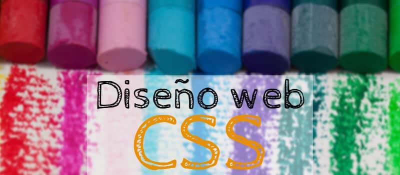 diseño web CSS