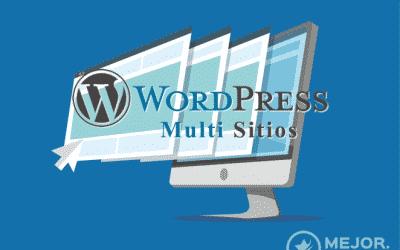 Como Activar Múltiples Sitios Web en WordPress