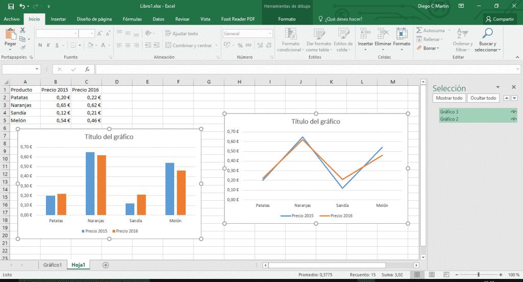 Aplicar formato a gráficos en Excel 05