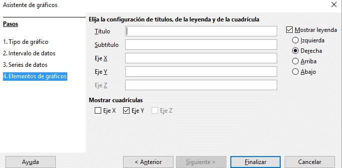 Insertar gráfico Libre Office Calc paso 4