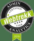 Certificación Webtrekk Analytics Admin level Diego C Martín